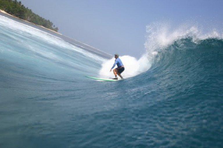 Pantai Tanjung Setia, Keindahan Tersembunyi di Krui