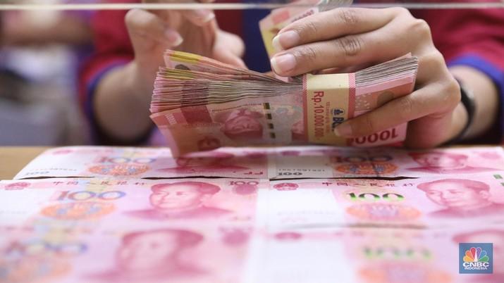 Yuan di Bawah Rp 2.000, Bagaimana Nasib Neraca Dagang RI?