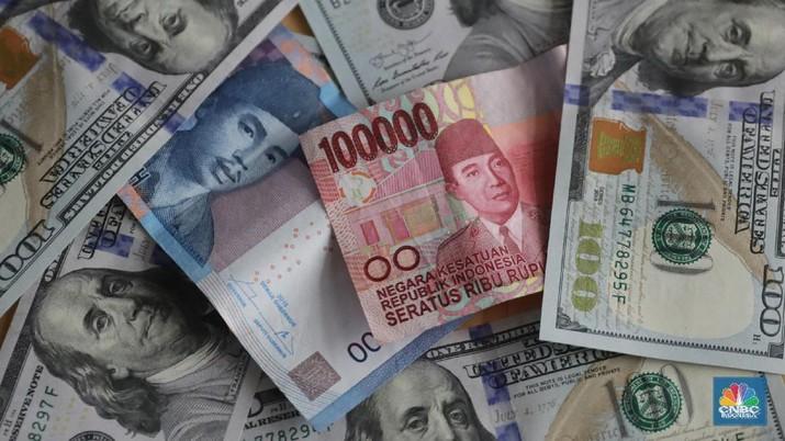 Jokowi Siap Kenalkan Menteri, Rupiah Menguat 5 Hari Beruntun!