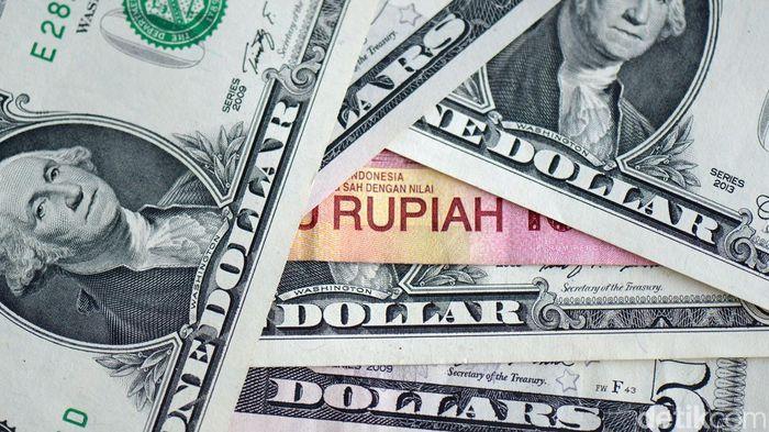 Dolar AS 'Ngamuk', Rupiah Terpuruk ke Rp 14.260