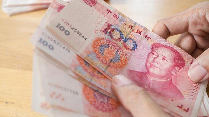 China Bantah Sengaja Lakukan Pelemahan Yuan