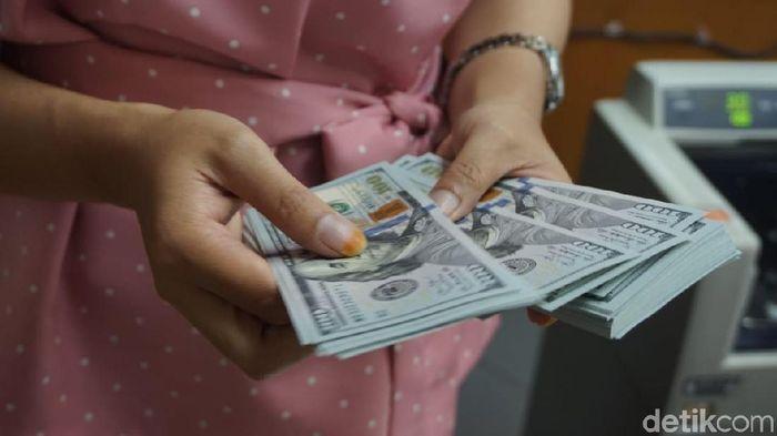 Dolar AS Menguat ke Rp 14.125