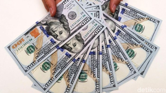 Turun Lagi, Dolar AS Kini Rp 14.005