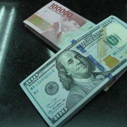 Penutupan Pasar: Rupiah Menguat ke Rp 14.050/US$