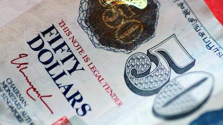 Dolar Singapura Turun dari Rekor Terkuat, Kini Rp 11.290/SG$