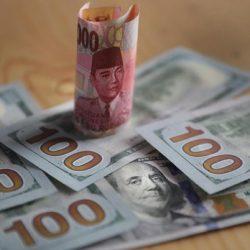 Penutupan Pasar: Rupiah Menguat ke Rp 14.190/US$