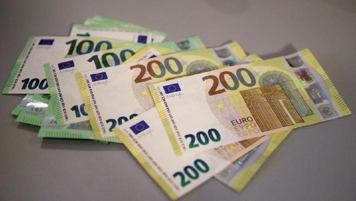 Trading Euro Sedang Nggak Asik, Kenapa?