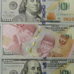 Penutupan Pasar: Rupiah Melemah ke Rp 14.085/US$