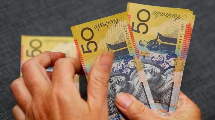 Melemah di Sesi Pagi, Kurs Dolar Australia Kini Balik Menguat