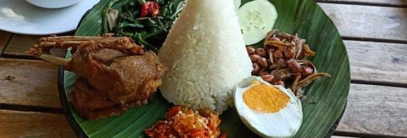 Lezatnya Nasi Campur Puyuh Cobek Ala Restoran Alas Cobek Bandar Lampung