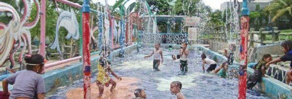 Berbagai Wahana Air Menyenangkan di D Mermaid Tirtayasa Waterpark