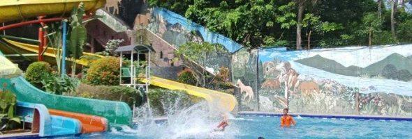 Fasilitas Lengkap di Slanik Waterpark Wisata Air Terbesar di Lampung