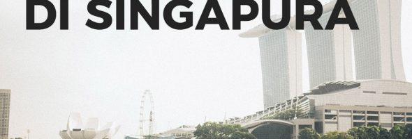 3 Tempat Wisata Singapura
